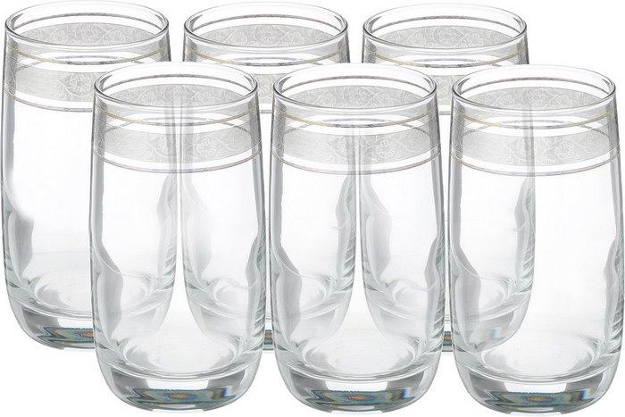 стаканы для сока и воды