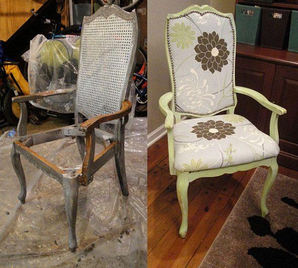 Перетяжка стульев: от замысла к результату