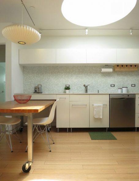 стол выдвижной кухонный