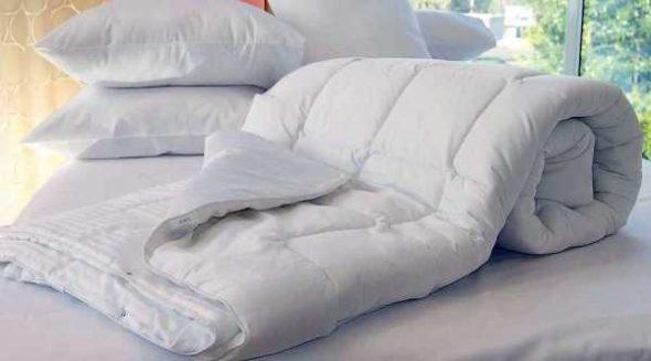 Сушат одеяла с обязательным проветриванием