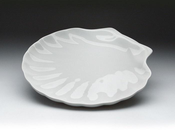 тарелка кокиль