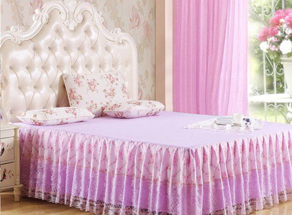 Текстиль для спальни