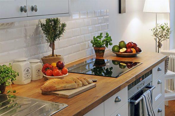 тонкости выбора кухонной столешницы