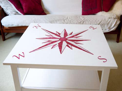 украшение стола своими руками