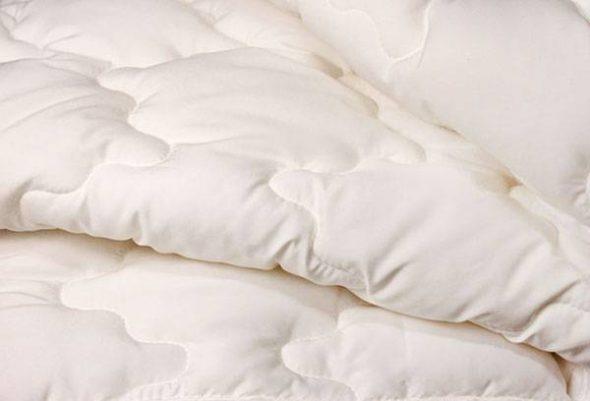 Одеяло в химчистке