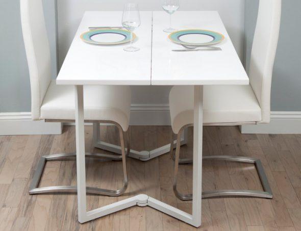 выбрать аленький раскладной стол для кухни