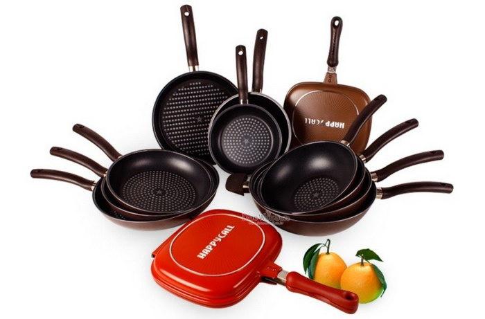 Как выбрать качественную и безопасную сковородку