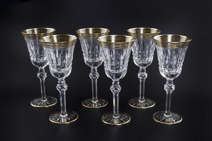 хрустальные бокалы для вина